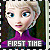 Frozen: For the First Time in Forever (Song)