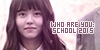 Who Are You: School 2015: