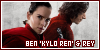Star Wars - Rey and Ben 'Kylo Ren' Solo: