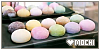Food/Drinks: Mochi: