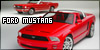 Transportation: Ford Mustang: